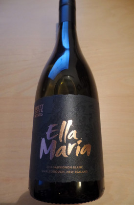 "Misty-Cove ""Ella-Maria Sauvignon Blanc, limited edition"" Marlborough"